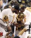 Photos: James, Heat capture first back-to-back NBA titles since Lakers in 2002