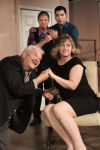 Review: Anarchic farce 'Loot' at Live Theatre Workshop packs punch