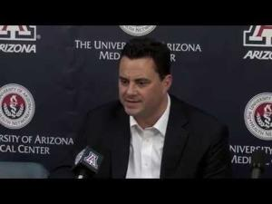 UA vs. CSUN: Sean Miller post game press conference