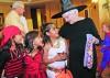 Retirees, tykes get spooky
