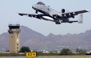 Air Force to bench 9 of D-M's A-10s