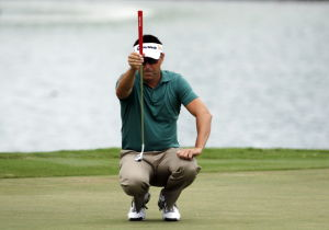 Golfer Allenby baffled by beating