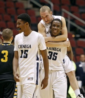 High school boys basketball: Cienega boys win, join girls team in state semifinals