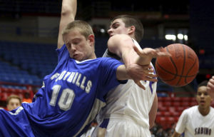 High school basketball: Foothills duo has eyes for Ivy