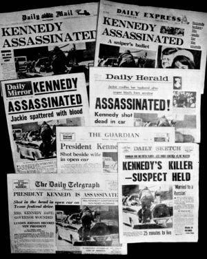 JFK: Medio siglo de ausencia