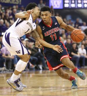 Arizona basketball: Trier made decision to be fearless