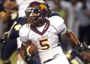 Photos: Salpointe Catholic's Cameron Denson