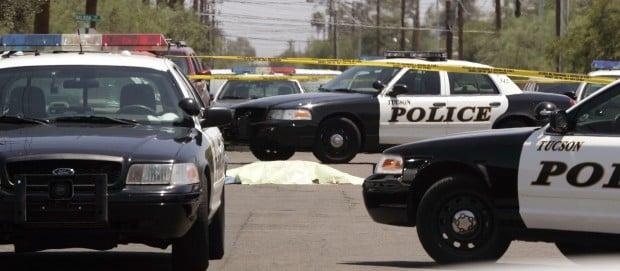 Tucson Police Man Killed Estranged Wife Then Himself