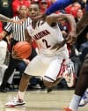 Arizona vs. Florida college basketball
