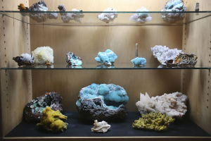 2015 Tucson Gem, Mineral and Fossil Showcase Guide
