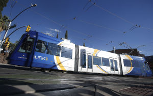 City Council considers selling streetcar naming rights