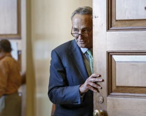 Democrats erred by pushing health care overhaul, Schumer says