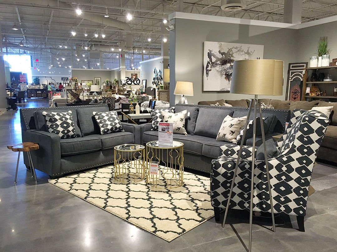 Tucson Area 39 S Second Ashley Homestore Opens Tucson Business News
