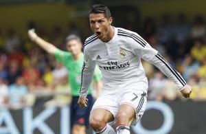 Campeones: CR y Messi con Raúl en la mira