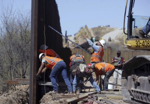 New border fence at Nogales to increase safety, security