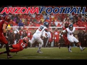 Arizona Wildcats rout Utah