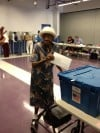 Political notebook: Young and not-so-young voters make poll worker feel 'like a little kid'