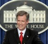 Former Bush press secretary Snow dies of cancer