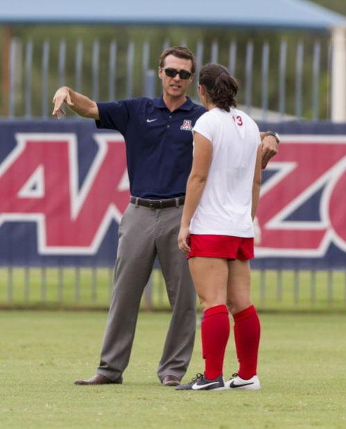Hansen: Amato puts UA soccer back on its feet