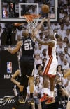 NBA finals Spurs 92, Heat 88 Tony Parker is clutch for Spurs
