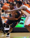 Arizona Wildcats at Oregon State Beavers basketball