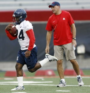UA football: Jones-Grigsby proud of name, game