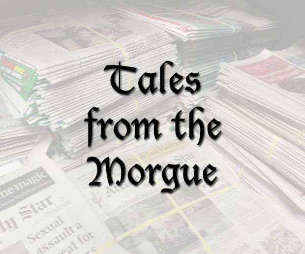 Tales from the Morgue: Surviving Bluebeard, Part 6