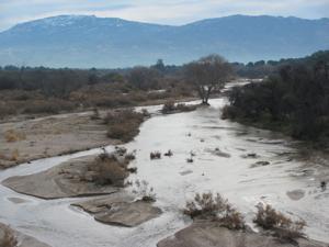 Snowmelt keeps Tucson-area rivers, creeks flowing