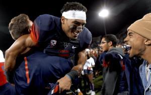 Wildcats get 'A' for effort, unexpected upset win over Utah