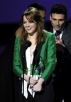 People's Choice Awards: Emma Stone
