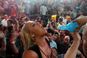 Photos: Spring break in Mexico already