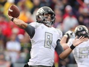 Mariota has Oregon thinking national title