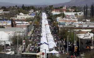 Fourth Avenue street fair to split streetcar route