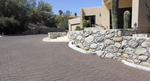 Driveways with elegance