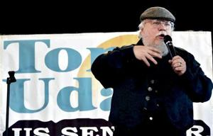'Game of Thrones' author George R.R. Martin coming to Tucson