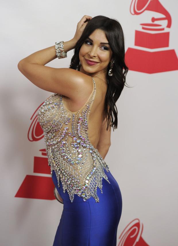 Photos: Sexy, elegant Latin Grammy outfits