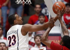 Photos: UA sports throwback Thursday Derrick Williams