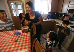 When parents deported, kids can often land in foster care