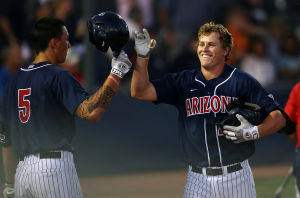 Arizona Wildcats baseball: Cats have three players taken in first seven rounds of MLB draft