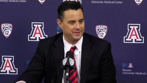 Watch: Sean Miller says Arizona Wildcats must be 'at the top of our game' to beat UCLA