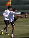 Luce rudo el México vs Uruguay