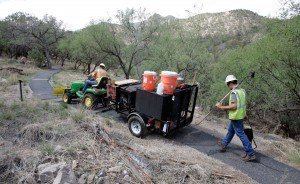 Madera's paved trails closing for fixes