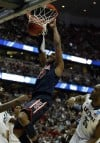 NBA draft: Williams' world spins fast