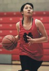 High school girls basketball: Moreno seizing the moment