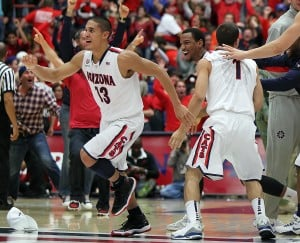 Photos: Arizona vs. Florida college basketball