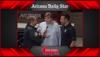 Wildcats: Matt Dudek, Yogi Roth grill Daniel Berk