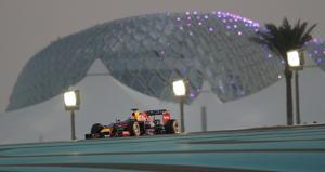 Mercedes domina prácticas del GP de Abu Dabi