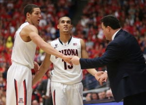 The streak: Arizona's 21-game winning streak to start the 2013-14 season in sports covers
