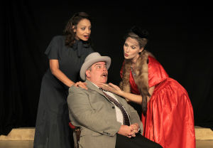 """Review: Live Theatre's """"The Game's Afoot"""""""