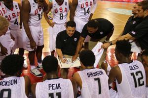 USA beats Greece, ex-UA commit Dorsey